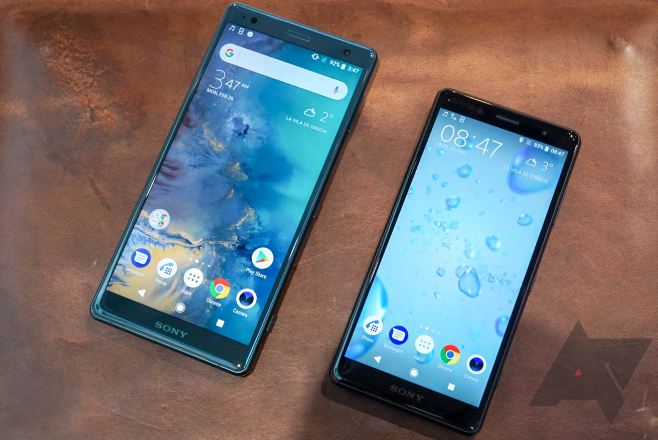 Honor Play and Xperia XZ2 started receiving Android 9 0 Pie